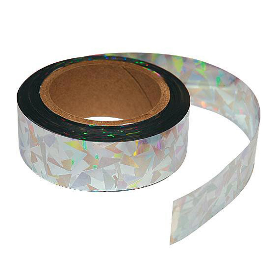 Holographic Bird Scare Ribbon Tape Repellent